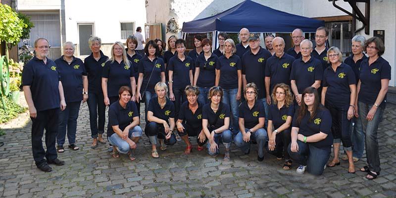 Der Chor Stimmicals zu Gast beim MGV